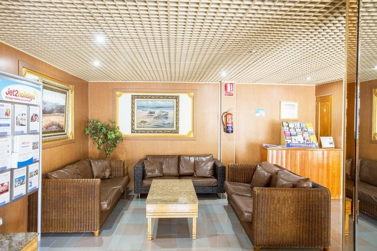 Common areas magic villa benidorm hotel