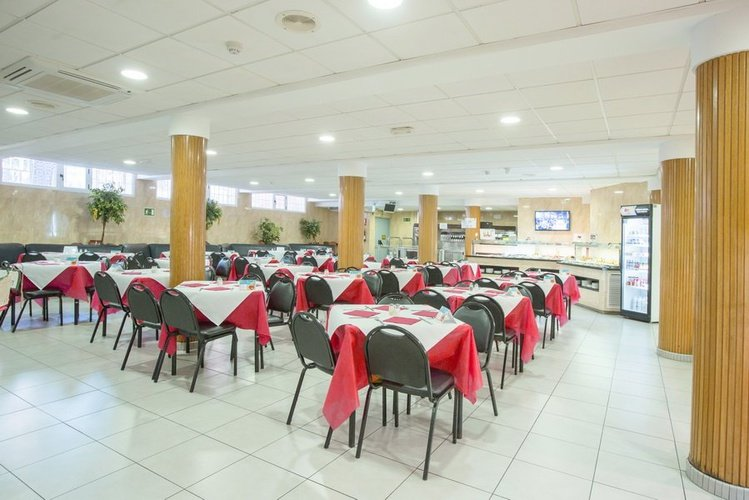 Restaurant magic villa benidorm hotel