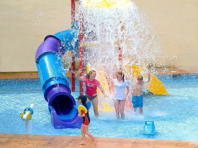 Splash for children magic villa benidorm hotel