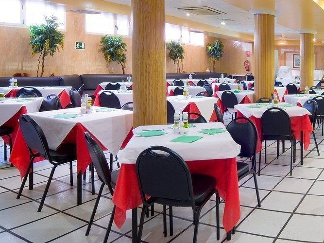Buffet restaurant magic villa benidorm hotel
