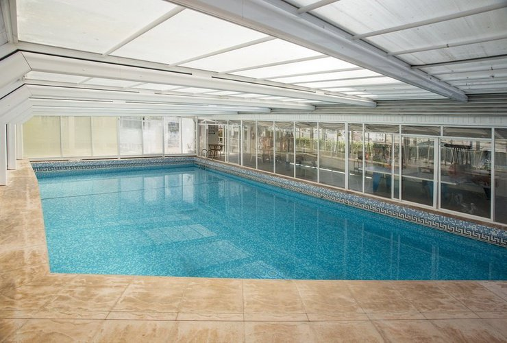 Indoor swimming pool magic villa benidorm hotel